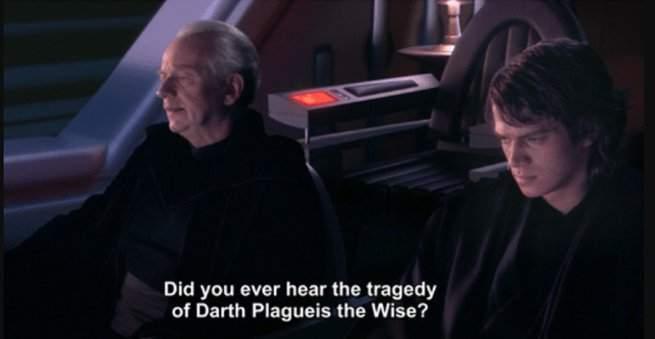 Star Wars Villains Comics - Darth Plagueis