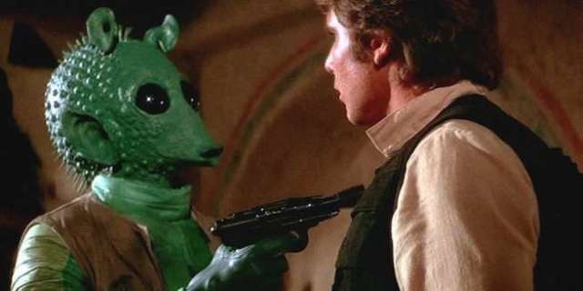 Star Wars Villains Comics - Greedo