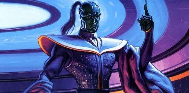 Star Wars Villains Comics - Prince Xizor
