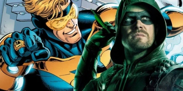 stephen amell booster gold