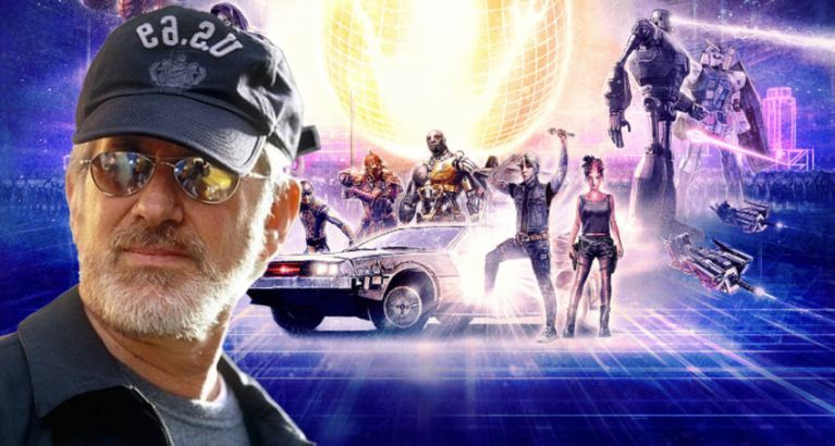 Steven Spielberg Ready Player One ComicBookcom