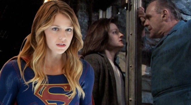 supergirl silence of the lambs