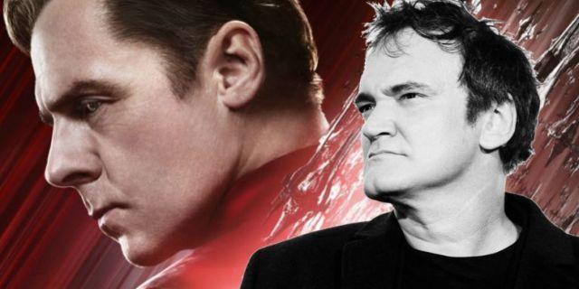 Tarantino Star Trek Pegg ComicBookcom
