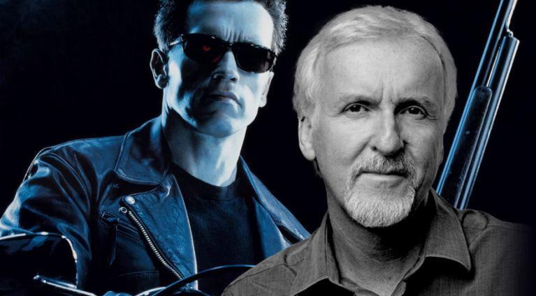 Terminator James Cameron ComicBookcom
