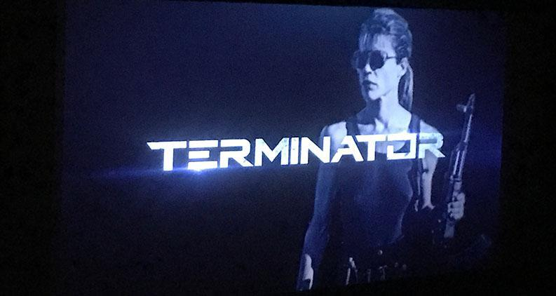 terminator logo cinemacon