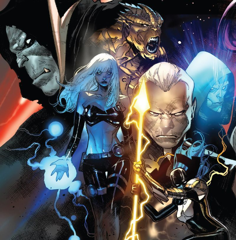 The Black Order (Marvel Comics)