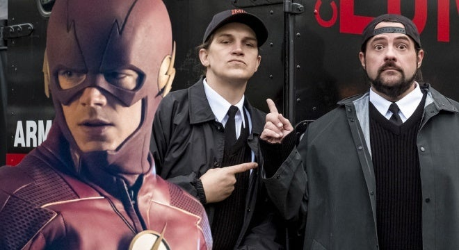 the flash kevin smith jason mewes