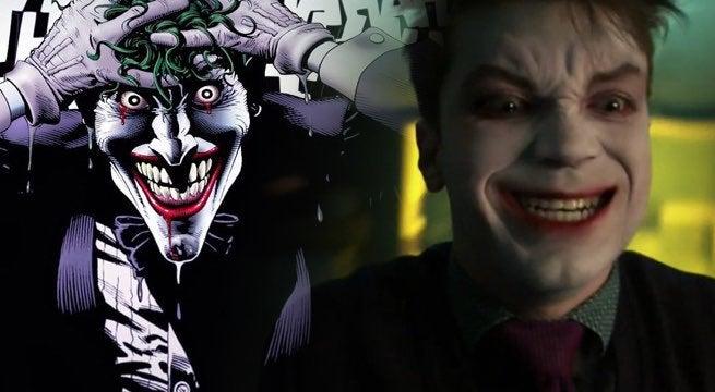 the joker gotham