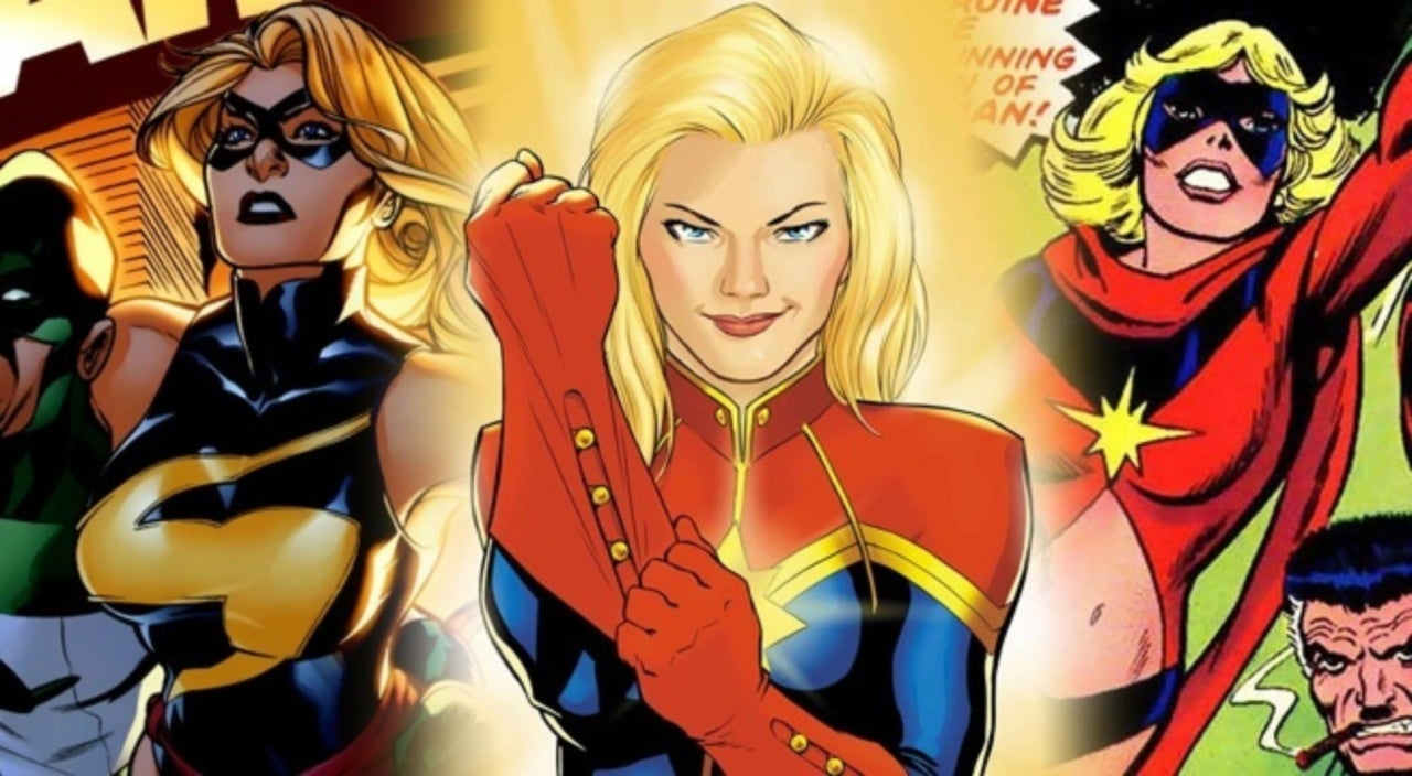 The Many Costumes Of Captain Marvel Carol also has a long history of different costumes, some amazing, and some tragic. the many costumes of captain marvel
