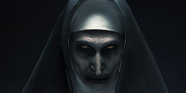the nun movie header conjuring