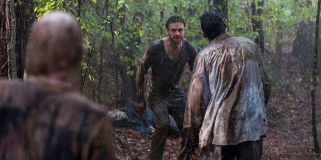 The Walking Dead Aaron 815