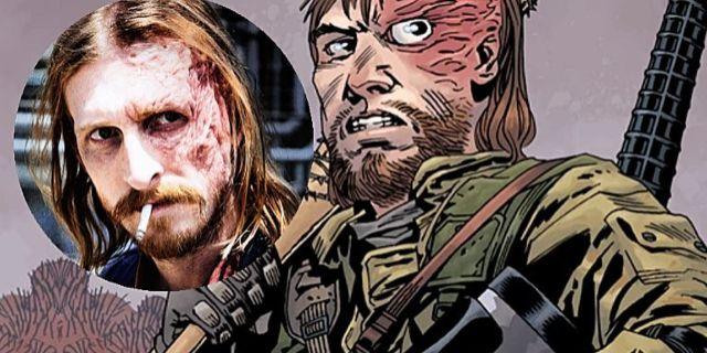 The Walking Dead Dwight ComicBookcom