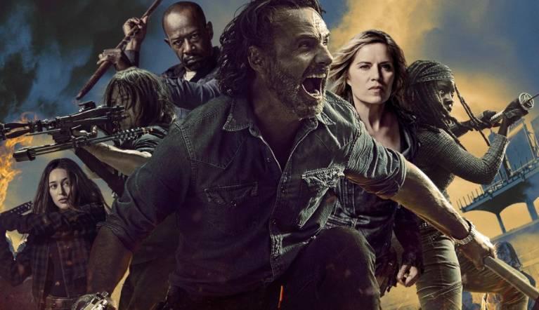 The Walking Dead Fear The Walking Dead crossover