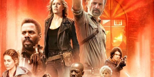 The Walking Dead Fear The Walking Dead Crossover