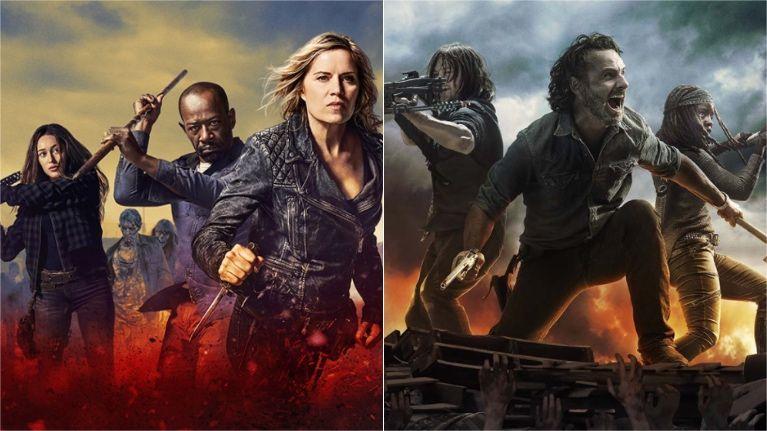 The Walking Dead Fear The Walking Dead crossover ComicBookcom