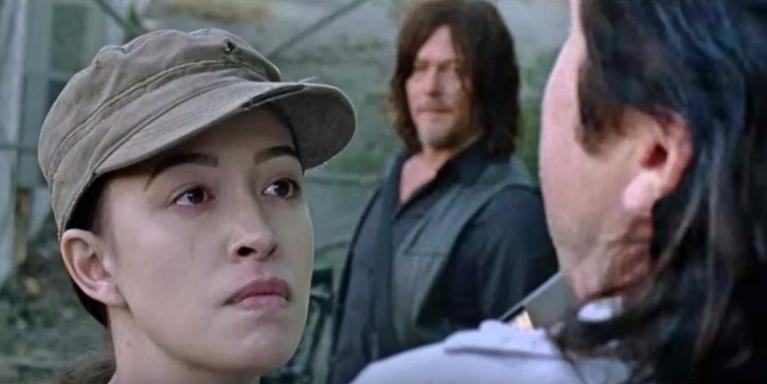 The Walking Dead Rosita 815