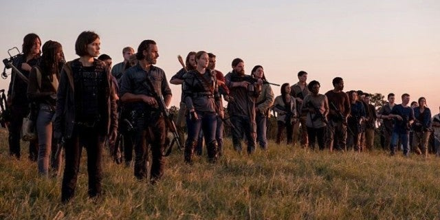The Walking Dead season 8 finale Wrath