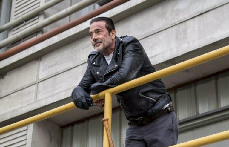 The Walking Dead season 8 Negan