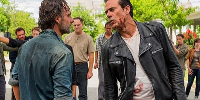 The Walking Dead Season 8 Why Rick is More Evil Than Negan
