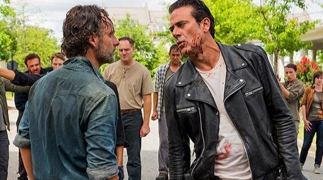 The Walking Dead Season 8 Why Rick is More Evil Than Negan