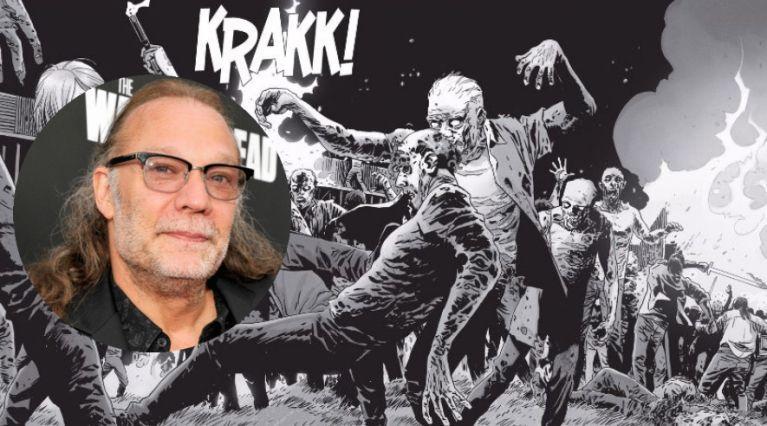 The Walking Dead Whisperers ComicBookcom Greg Nicotero
