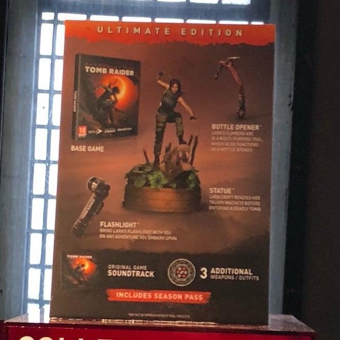 shadow of tomb raider croft edition price