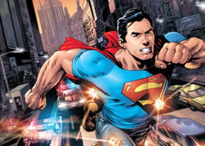 Why Action Comics Still Matters - Grant Morrison