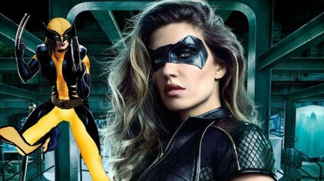 Wolverine X-23 Arrow Juliana Harkavy