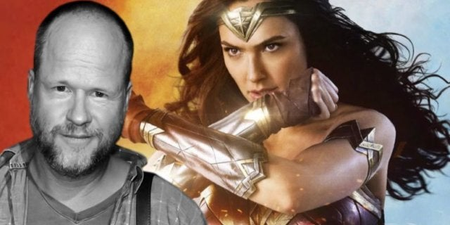 Wonder Woman Joss Whedon