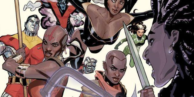 X-Men Wakanda Forever Cover
