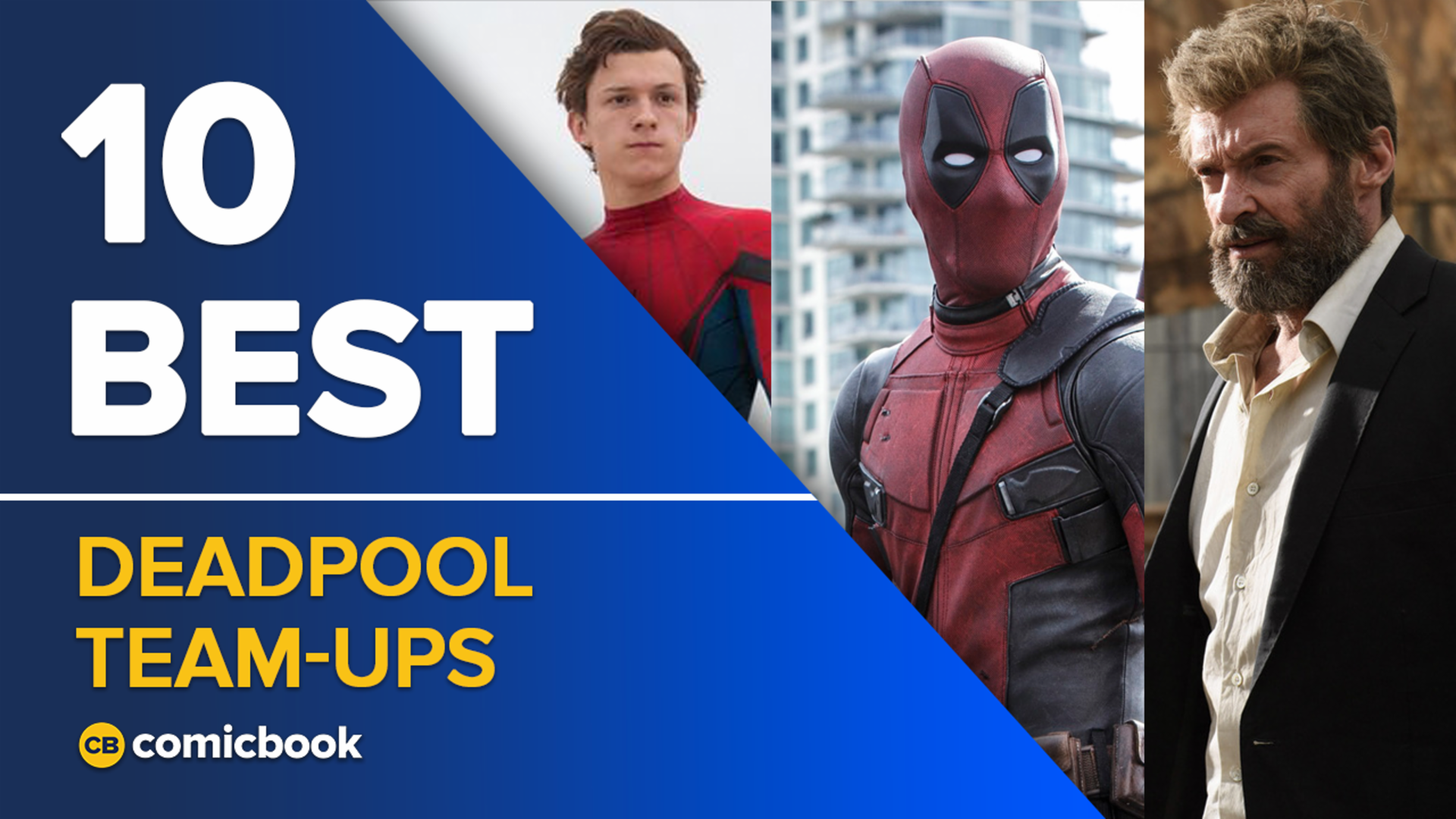 10 Best Deadpool Team-Ups screen capture