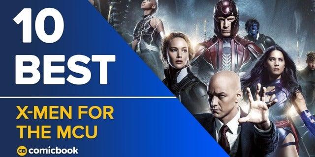 10 Best X-Men for the MCU screen capture