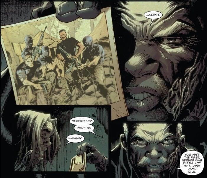 agent venom backstory
