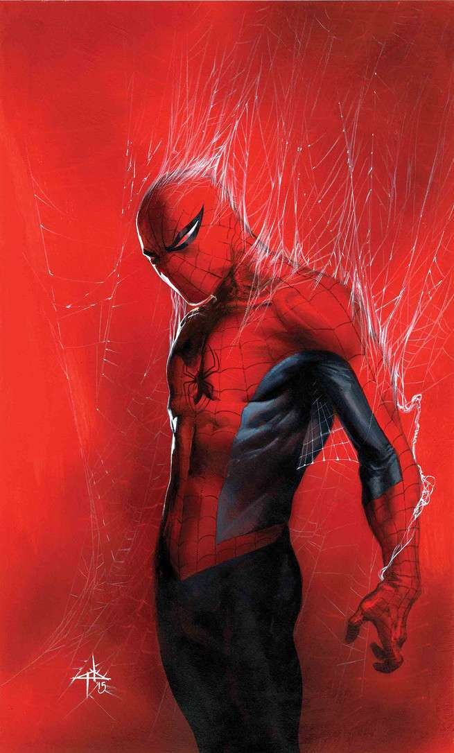 Amazing Spider-Man #800 Covers - Gabriele Dell'Otto