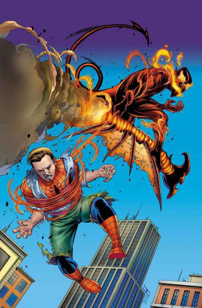 Amazing Spider-Man #800 Covers - John Cassaday