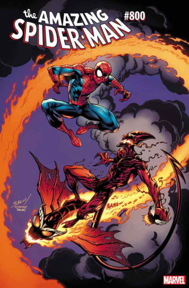 Amazing Spider-Man #800 Covers - Mark Bagley