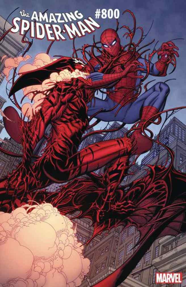 Amazing Spider-Man #800 Covers - Nick Bradshaw