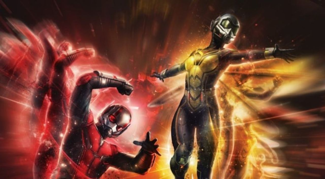 New Ant Man And The Wasp Images Showcase Wasp Ghost And