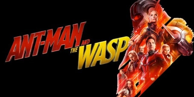 Ant-Man and the Wasp logo ComicBookcom