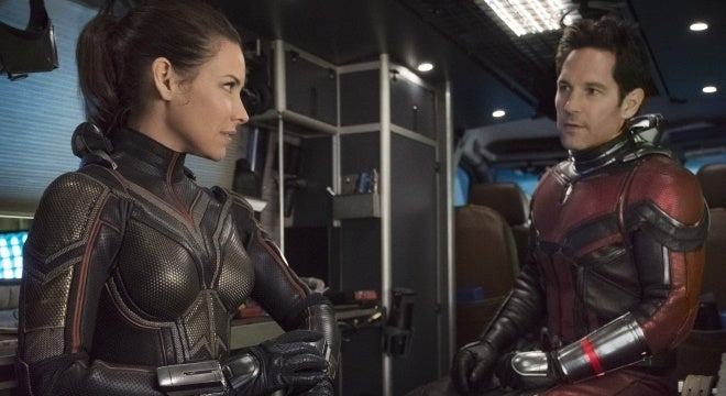 ant man and the wasp still new