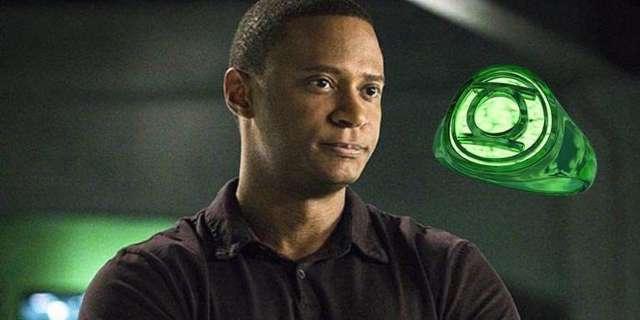 arrow diggle green lantern