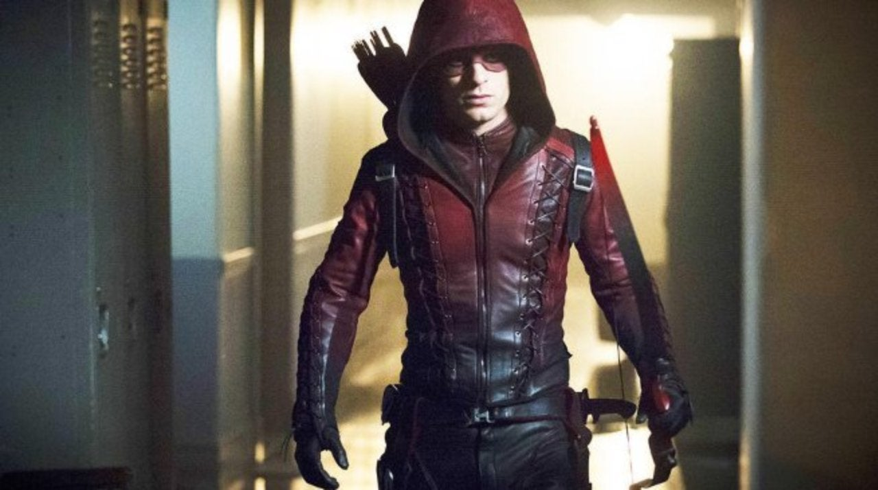 Arrow Star Colton Haynes Opens Up About His Battle With Alcoholism