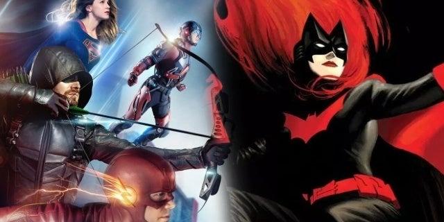 arrowverse batwoman internet reacts
