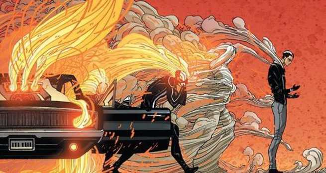 Avengers #1 Aaron - Ghost Rider