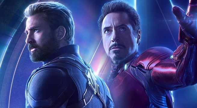 Avengers-Captain-America-Iron-Man