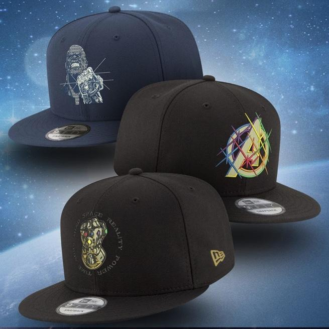 543629c1d The 'Avengers: Infinity War' Hat Collection