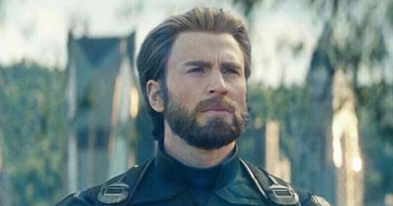 the internet thinks captain america's beard is the best part of