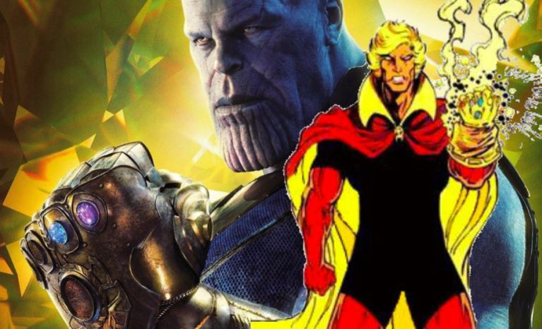 Avengers Infinity War Adam Warlock ComicBookcom