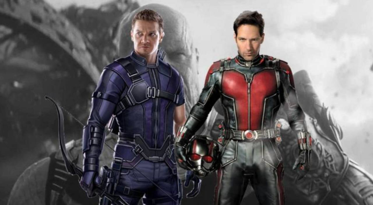 avengers: infinity war' directors reveal if any hawkeye and ant-man