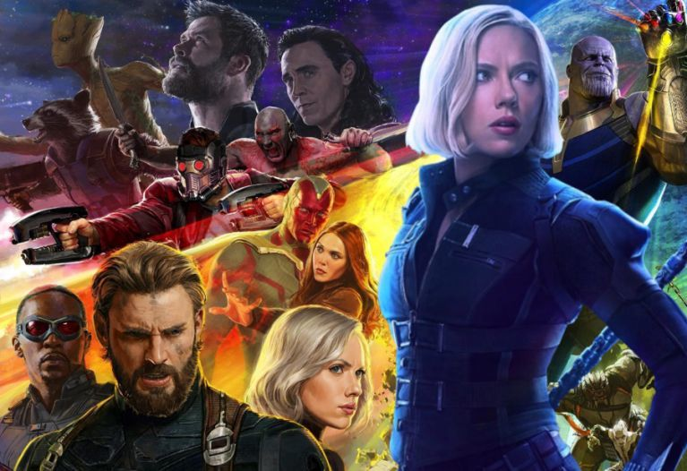Avengers Infinity War Black Widow ComicBookcom
